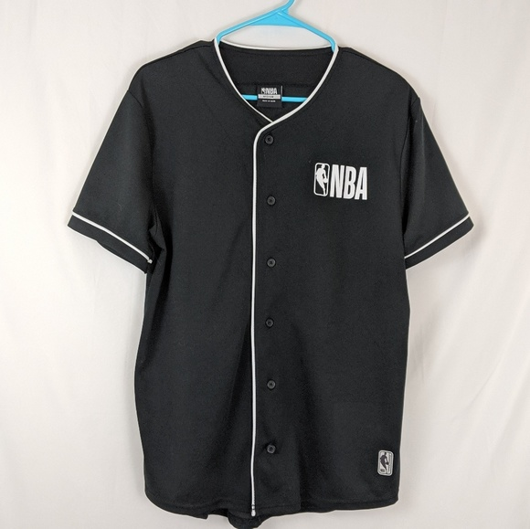 NBA Shirts | Baseball Jersey 46 Black